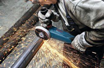 фото демонтажа металлоконструкции ручным инструментом